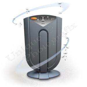 Air Purifier Ion 70